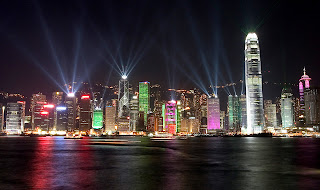 Hong Kong - A Symphony of Lights at the Avenue of Stars