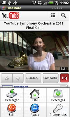 TubeMate YouTube Downloader v1.05.18 APK FULL + PRO VERSION