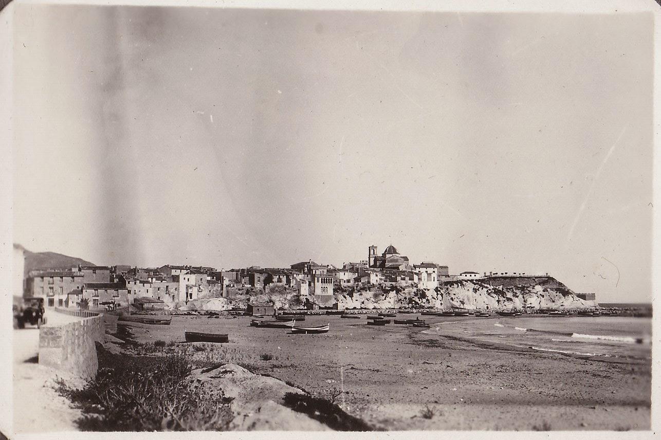 Benidorm, Alicante, 1933