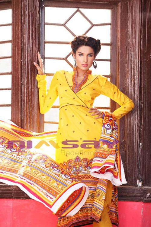 Nimsays Parsa Lawn  in Photos navel show