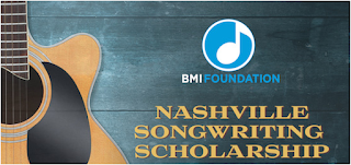 The Nashville Songwriting Scholarship