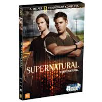 Supernatural: Sobrenatural - 8ª Temporada Completa - 6 DVDs