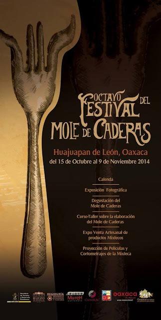 festival del mole de caderas huajuapan 2015