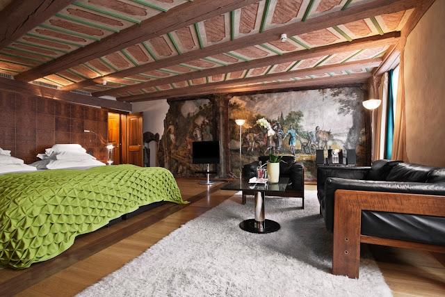 Hotel Widder Room
