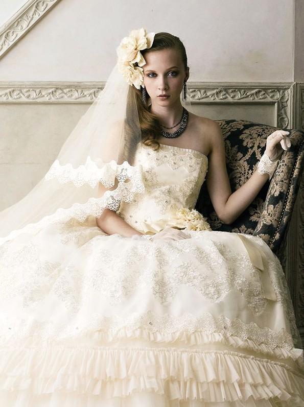 My Wedding Dress: Jill Stuart 2012 Wedding Dresses