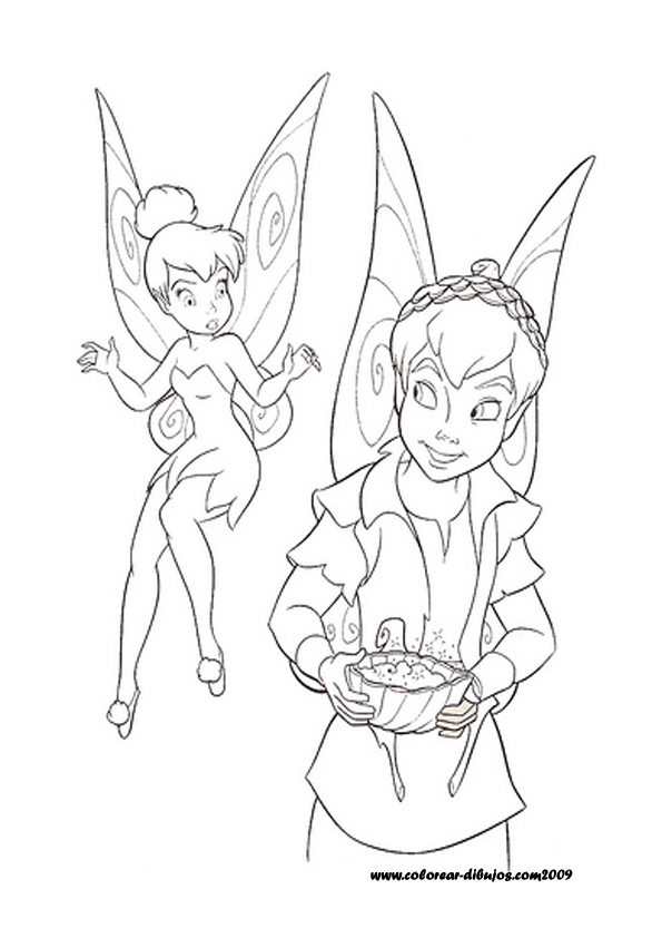 Tinkerbell And Terence Drawings, Terence | Disney Fairies Wiki ...