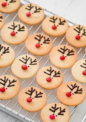 como decorar galletas para navidad