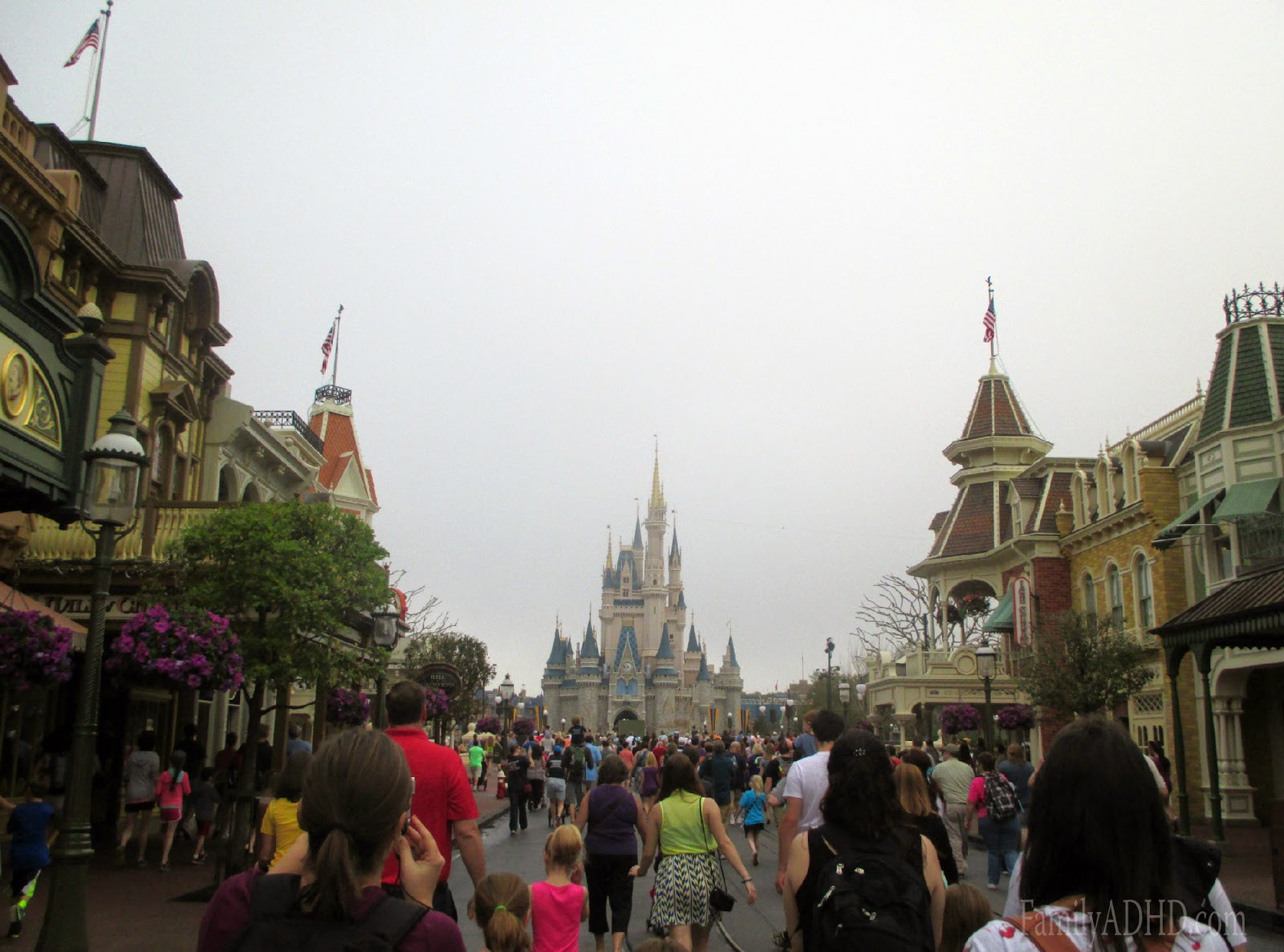 orlando family travel guide main street usa disney world tips