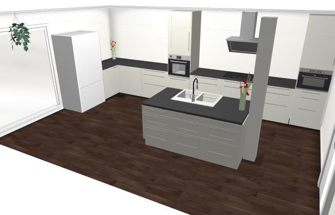 Vi bygger hus!: kjøkken