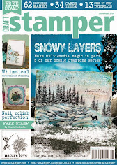 Published in Craft Stamper November 2014