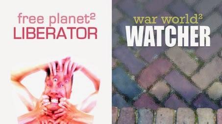 Watcher (war world #2) novel