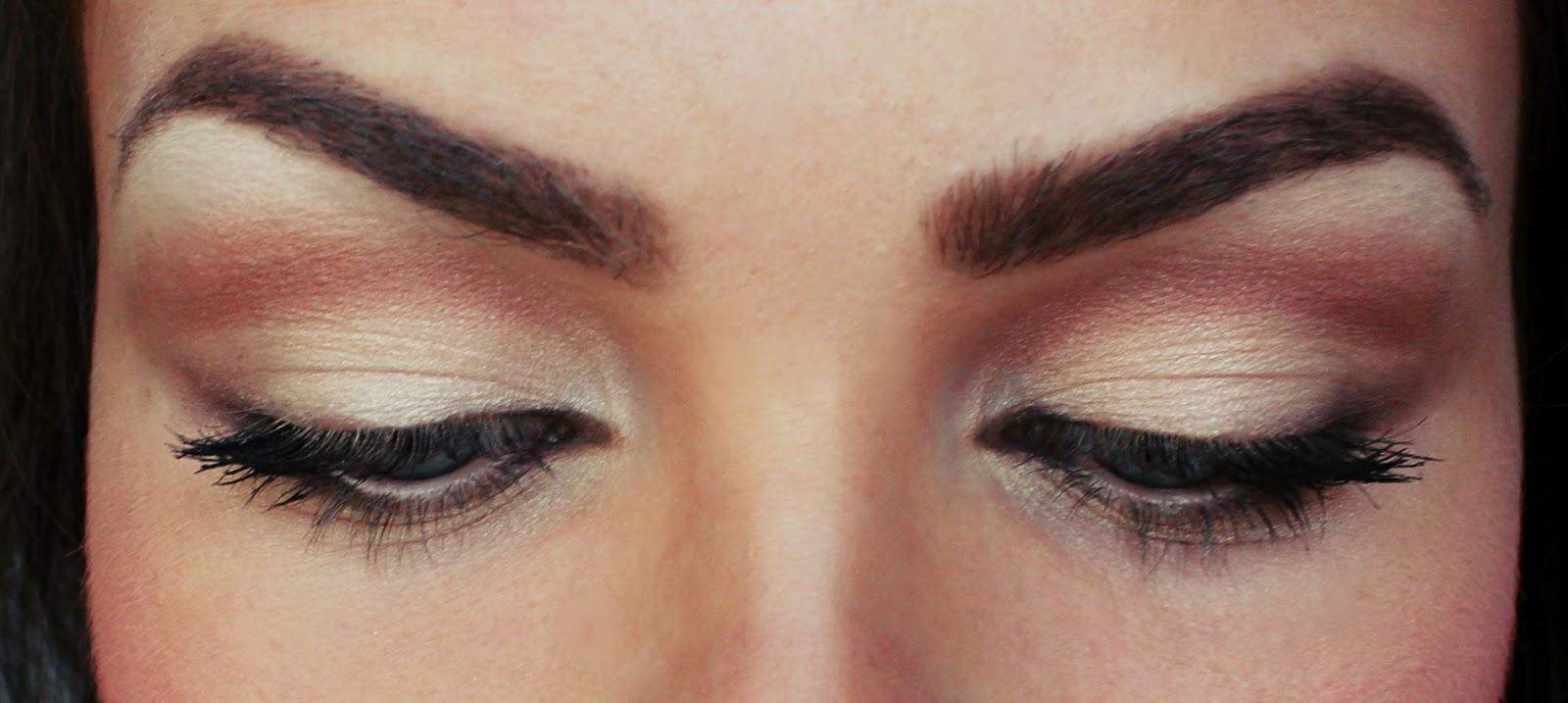 большие и дерзкие глаза