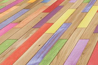 Pavimento flottante laminato vari colori