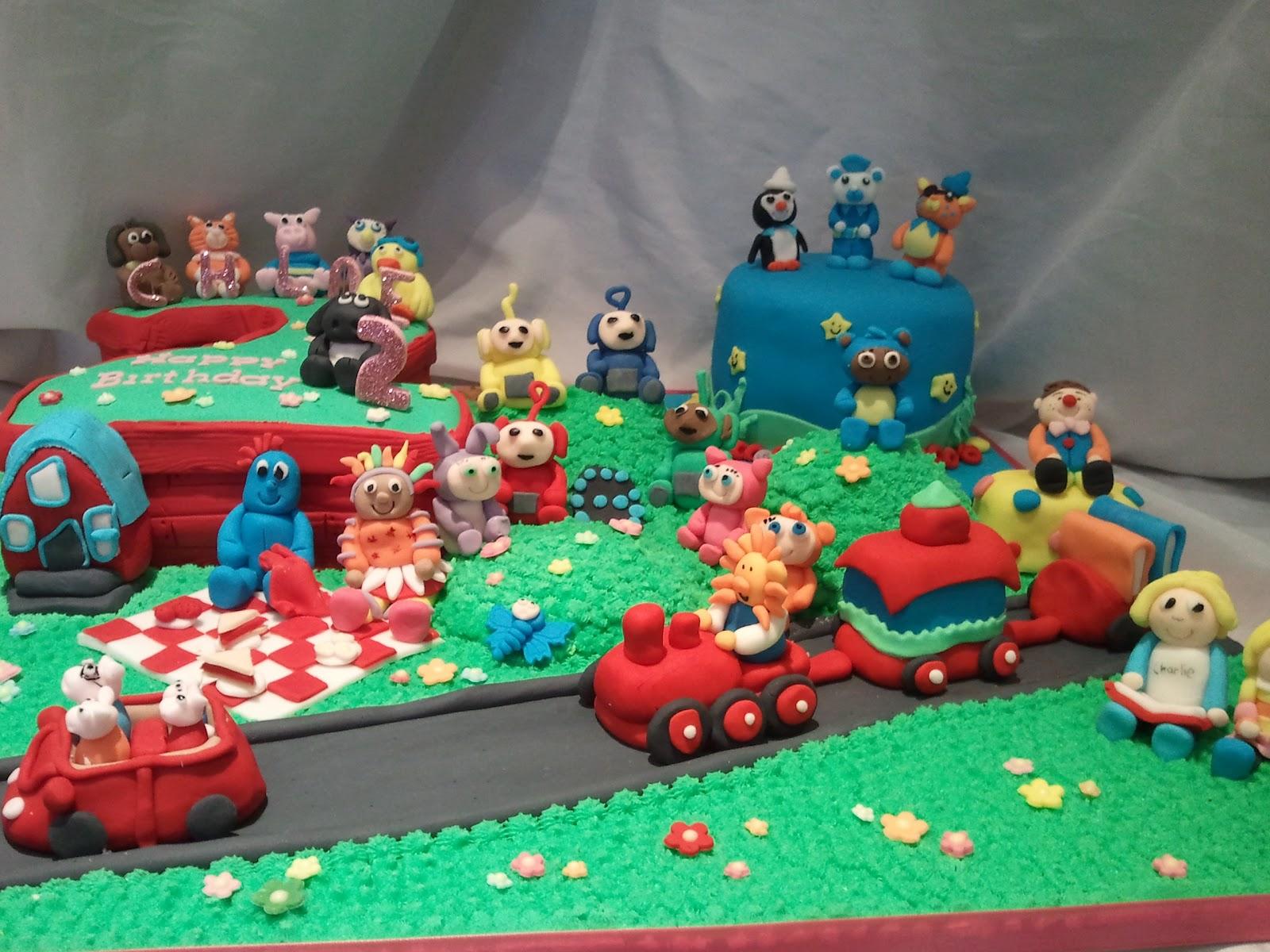 Cbeebies Cbeebies Starry Cakes