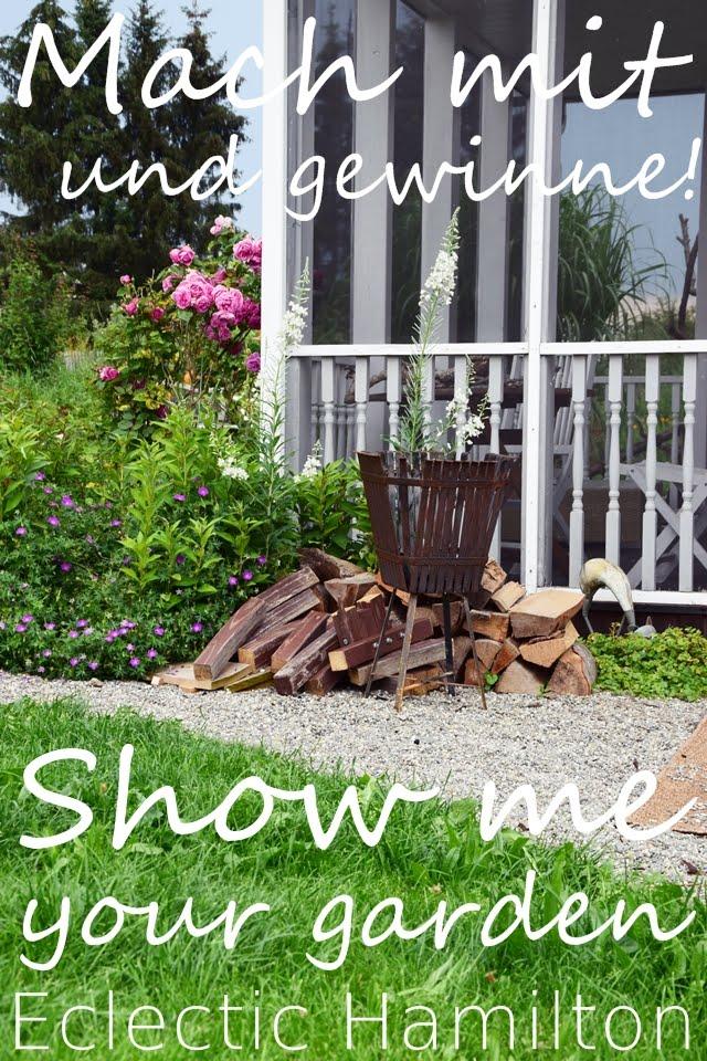 Gartenevent bei Eclectic Hamilton: