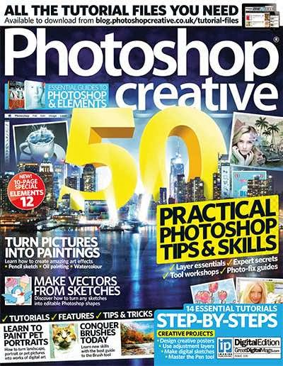 Photoshop Creative Magazine Issue 106 2013