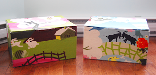Holiday Present Idea: Homemade Theme Boxes by Cicely Ingleside
