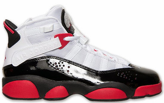 Jordans 6 Rings Bobcats