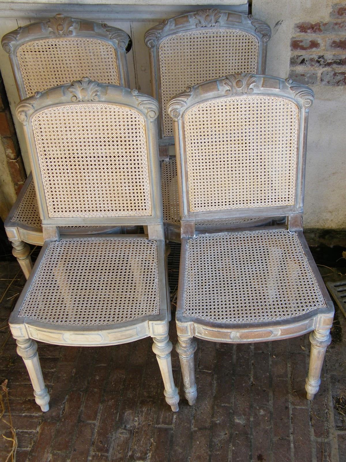 Chaise ceruse blanc beautiful chaise mdaillon en bois crus with chaise ceruse blanc best table - Restaurer une chaise ancienne ...