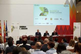 SOMOS sindicalistas Aragón discrepa de Bono sobre la situación de riesgos laborales