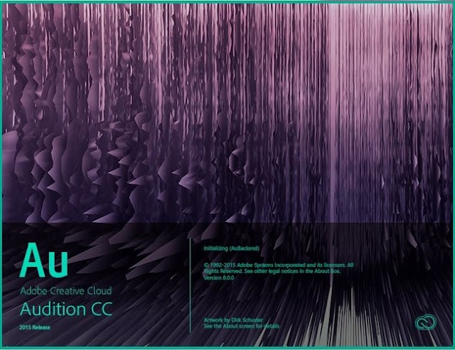 Adobe Audition CC 2015 v8.0.0.192 (64-Bit) + Crack