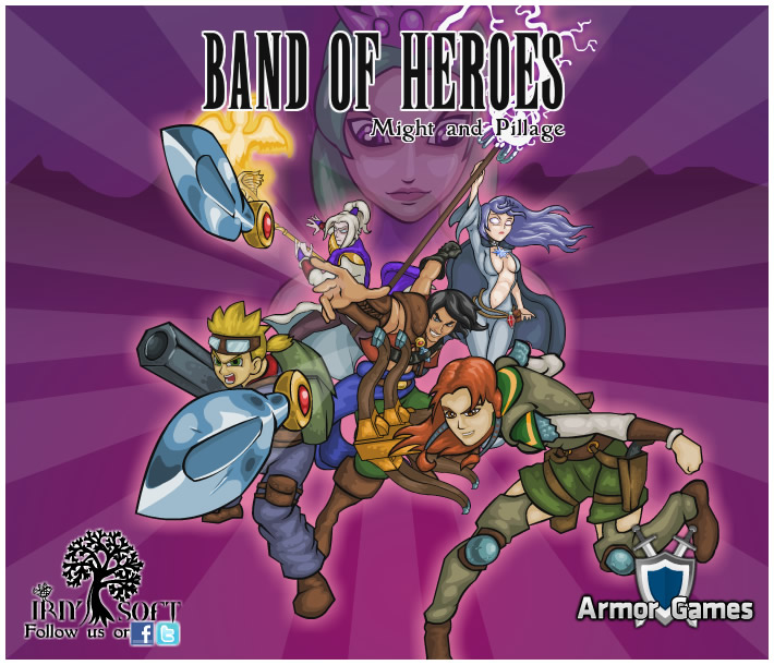Armor Game : Band Of Heroes