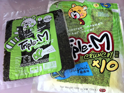 Triple.M Crunchy Seaweed
