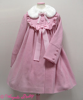 angelic pretty winter coat lolita fashion mintyfrills