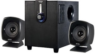 Buy Intex 2.1 Speaker IT-156 at  at Rs. 885 only