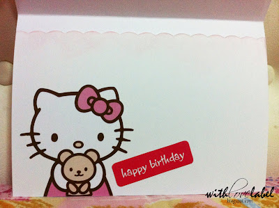 Handmade Greeting Cards – How to End a Birthday Card