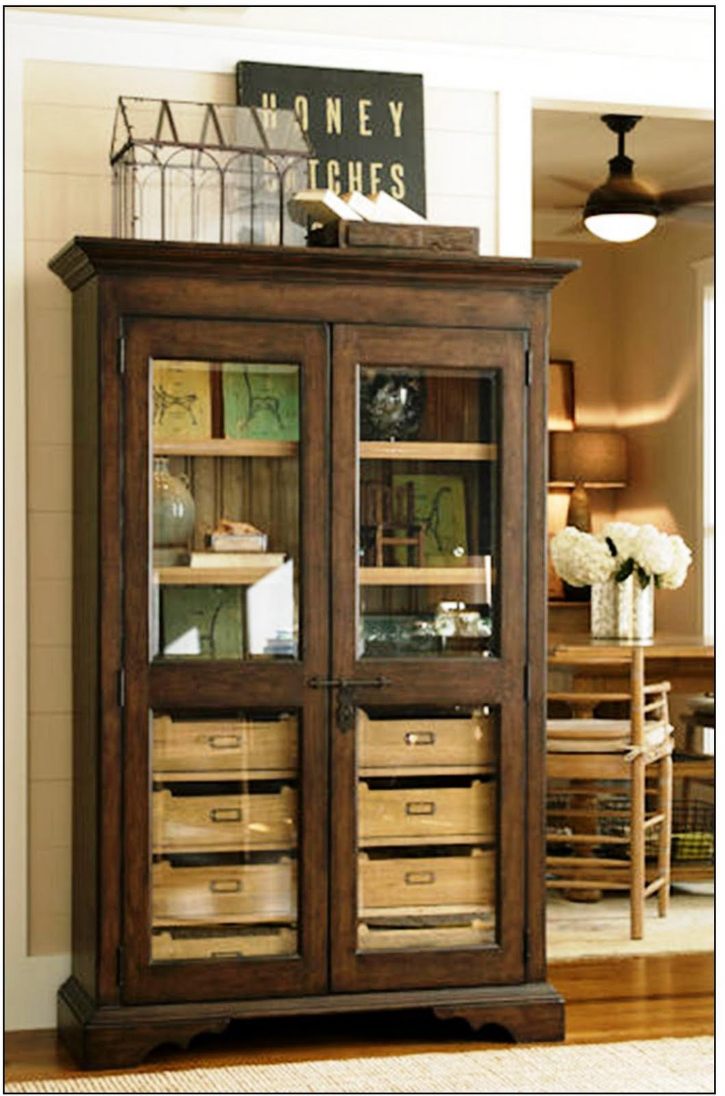 Paula Deen Pantry Cabinet