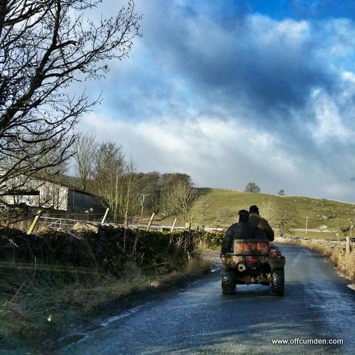 Rural traffic