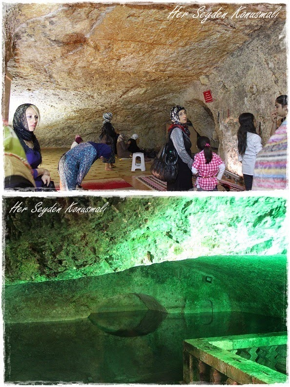 Hz. İbrahim'in doğduğu mağara