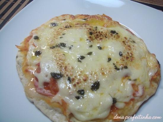 Amor em pizza