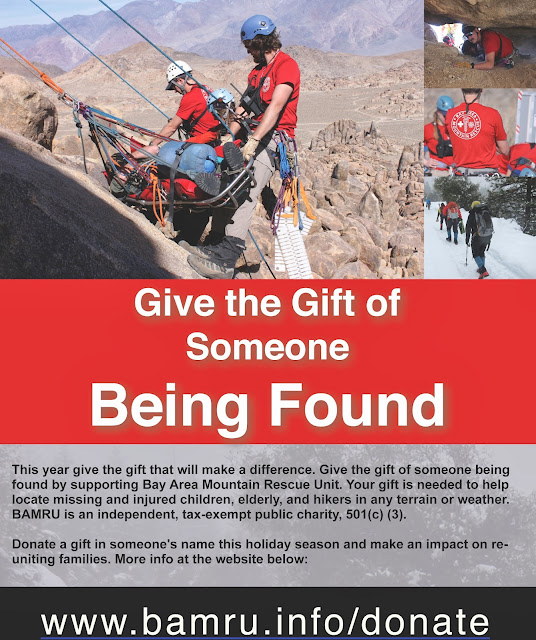 Give the Gift of Someone Being Found