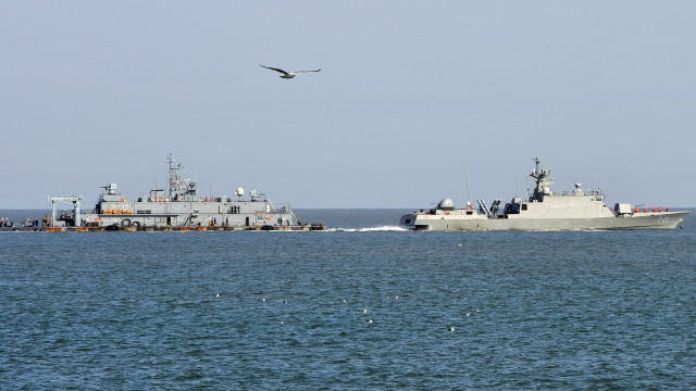 Korea Selatan Tembak Kapal Korea Utara