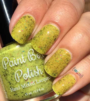 Paint Box Polish Sunset Beach