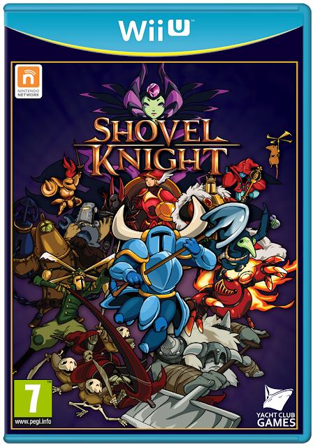 Shovel Knight se estrena en versión física este viernes de la mano de BadLand Games