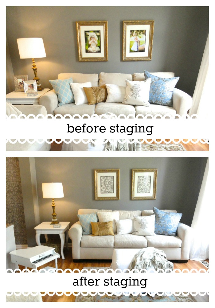 Rachel\'s Nest: Staging our home - part 1