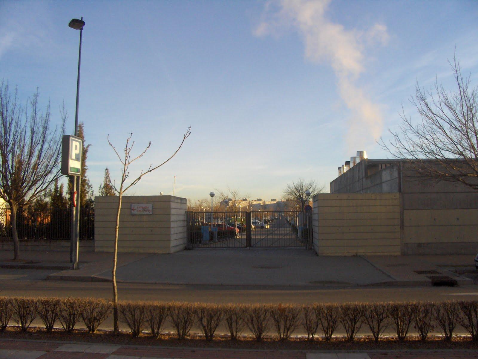 Avv parque oeste alcorc n apertura acceso hospital de - Parque oeste alcorcon ...