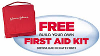 Free First Aid Kit - by Rebate