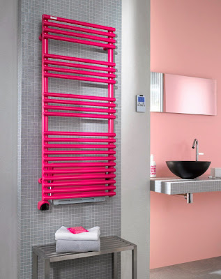Design - Colored radiator