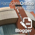 Registered Blogger_IATEFL 2014
