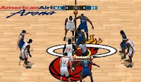 NBA 2K11 psp