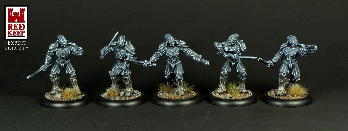 Présentation Warzone Resurrection Mirrormen1