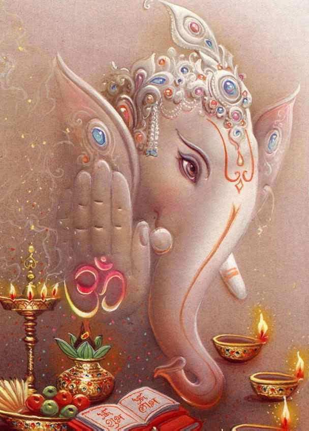 The Lord Ganesha Wallpapers Images Of God Vinayaka Ganesh