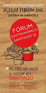 FORUM GASTRONOMICO SANTIAGO 2012