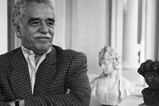 Gabriel Garcia Marquez © Rene Burri-Magnum Photos