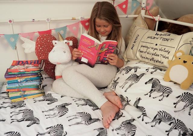 Meryn reading