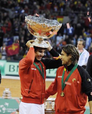 David+Ferrer+Davis+Cup Copa Davis de David Ferrer hasta 07.Enero en JAVEA